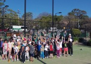 School Holiday Programs Inspire Tennis Kids Junior Holiday Camp Sydney North Shore Killara Lawn Tennis Club Tennis lessons killara
