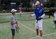 Inspire tennis lessons for kids Inspire sydney north shore Junior group program coach lesson Killara Lawn Tennis Club Tennis Academy