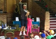 Inspire Tennis Kids Tennis school holiday program Tennis Lessons killara Lawn Tennis Club 11