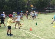 Inspire Tennis Kids Tennis school holiday program Tennis Lessons killara Lawn Tennis Club 2
