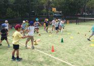 Inspire Tennis Kids Tennis school holiday program Tennis Lessons killara Lawn Tennis Club 2
