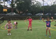 Inspire Tennis Kids Tennis school holiday program Tennis Lessons killara Lawn Tennis Club 4