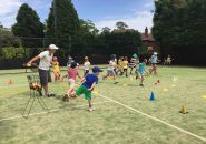 Inspire Tennis Kids Tennis school holiday program Tennis Lessons killara Lawn Tennis Club 5