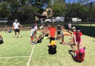 Inspire Tennis Kids Tennis school holiday program Tennis Lessons killara Lawn Tennis Club 6