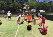 Inspire Tennis Kids Tennis school holiday program Tennis Lessons killara Lawn Tennis Club 6