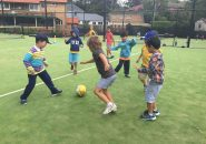 Inspire Tennis Kids Tennis school holiday program Tennis Lessons killara Lawn Tennis Club 7