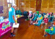 Inspire Tennis Kids Tennis school holiday programs Tennis Lessons Longueville Tennis Club