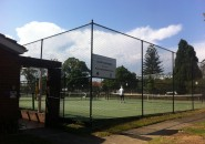 Inspire Tennis LongueVille tennis club sydney Outdoor courts centre side Tennis Court Hire Longueville