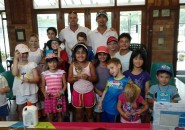 School Holiday Programs Inspire Tennis Longueville Kids Summer Holiday Camp tennis lessons longueville