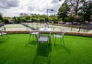 Inspire Tennis Sydney Killara Lawn Tennis Club functions and events balcony Tennis Court Hire Killara