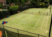 Inspire Tennis Sydney Killara Lawn Tennis Club junior kids holiday program setup Tennis Court Hire Killara