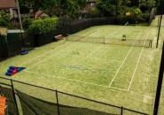Inspire Tennis Sydney Killara Lawn Tennis Club junior kids holiday program setup Tennis Court Hire Killara