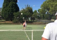 Inspire Tennis Sydney Longueville Lane Cove junior Kids coaching tennis lessons longueville