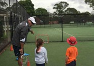 Tennis Hot Shots Inspire Tennis Sydney Longueville Lane Cove junior Kids coaching tennis lessons longueville