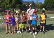 Tennis Hot Shots Inspire Tennis Sydney Longueville Lane Cove junior Kids holiday camp tennis lessons longueville Kids Party