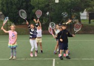 Inspire Tennis Sydney Longueville Lane Cove junior Kids holiday camp tennis lessons longueville - Kids Party