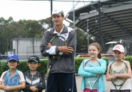 Inspire Tennis Lessons For Kids Tennis Lessons School Tennis Training Kids Tennis Tournaments Multisport tennis hot shots Sydney