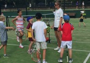 Inspire tennis lessons for kids Inspire Sydney North Shore junior group tennis lessons killara