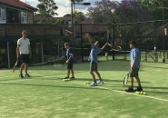 Inspire tennis lessons for kids Inspire sydney north shorejunior tennis yellow ball group tennis lessons killara