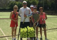 Womens Tennis lessons and tennis coaching inspire tennis sydney killara lawn tennis club North Shore ladies group clinic lesson