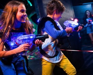 School Holiday Programs Inspire Tennis laser tag school holiday camp excursion 4
