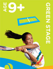 tennis lessons for kids Inspire Tennis Sydney tennis coaching North Shore Junior Tennis Kids programs green ball