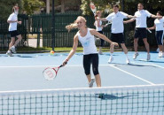 Cardio Tennis Training Sydney Inspire Tennis