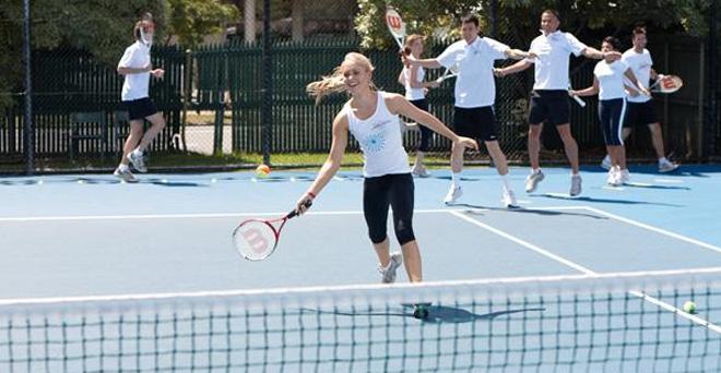 Womens Tennis Inspire Tennis Sydney North Shore tennis coaching