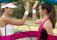 Womens Tennis Lessons Inspire Tennis sydney north shore Ladies Clinic group coaching