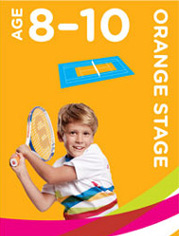 tennis lessons for kids Inspire Tennis Sydney tennis coaching North Shore Junior Tennis Kids programs Orange ball