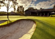 Golf and tennis getaway Australian Open Inspire Tennis