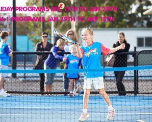 Tennis lessons Sydney