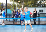 Inspire tennis lessons for kids Inspire Sydney north shore Junior Tennis kids tennis competitions
