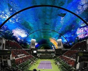 Inspire Tennis Sydney News & Blog underwater tennis court