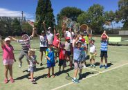 Inspire Tennis Kids Tennis school holiday programs Tennis Lessons Longueville Tennis Club 4