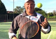 Inspire Tennis Coach North Shore Sydney